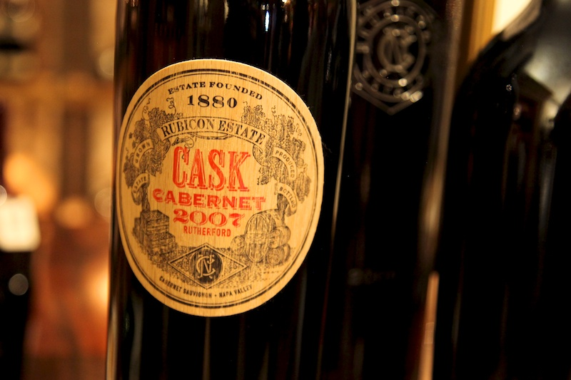 Sipping With Smoth: Unlocking the Case for Rubicon's 'Cask Cabernet'