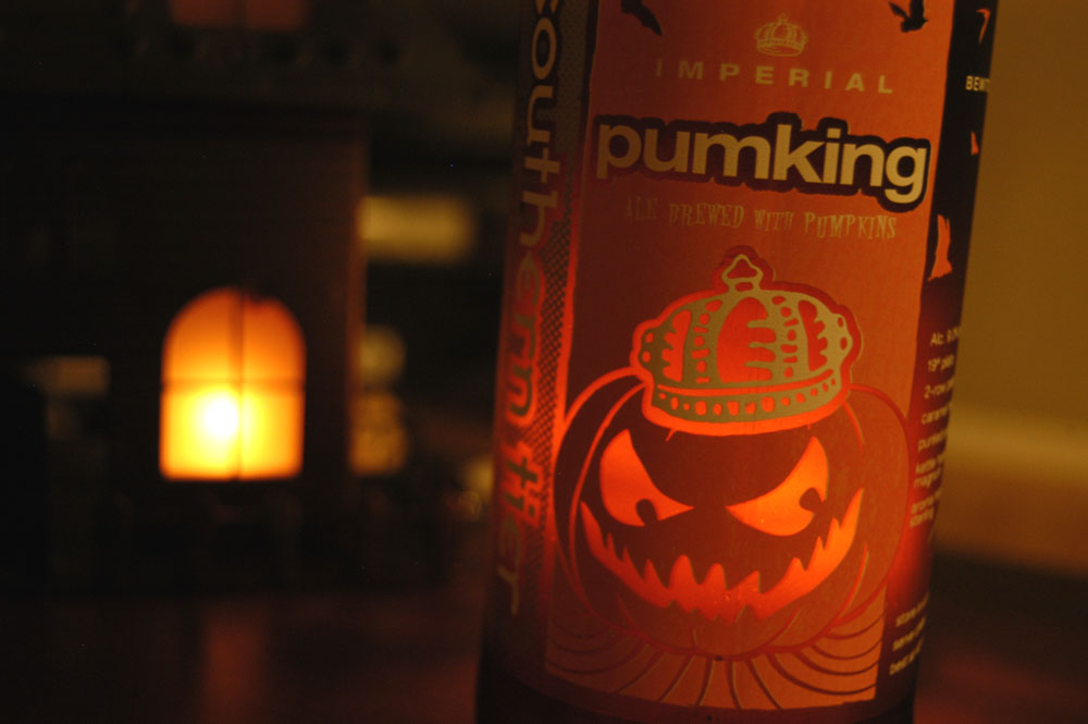 Simply Put, It's the Best Pumpkin Beer: Southern Tier's 'Pumking'
