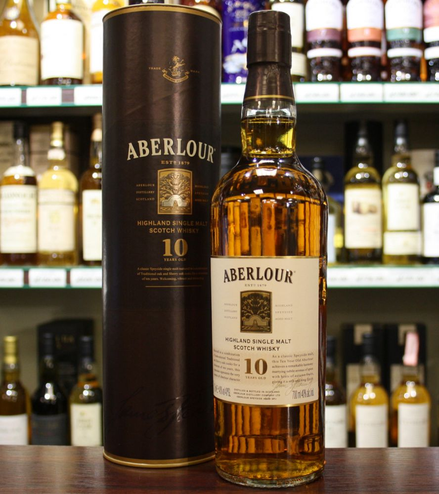 A Simple, Stellar Speyside Scotch: Aberlour 10