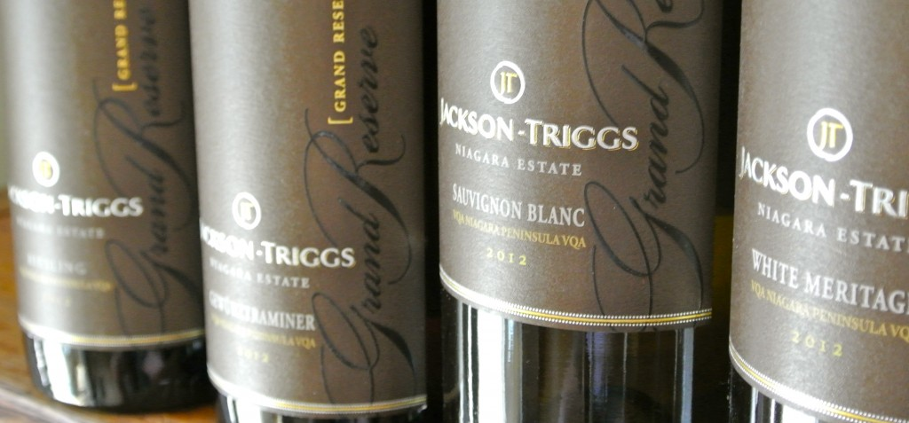 Jackson-Triggs Grand Reserve Sauvignon Blanc: A World Class White