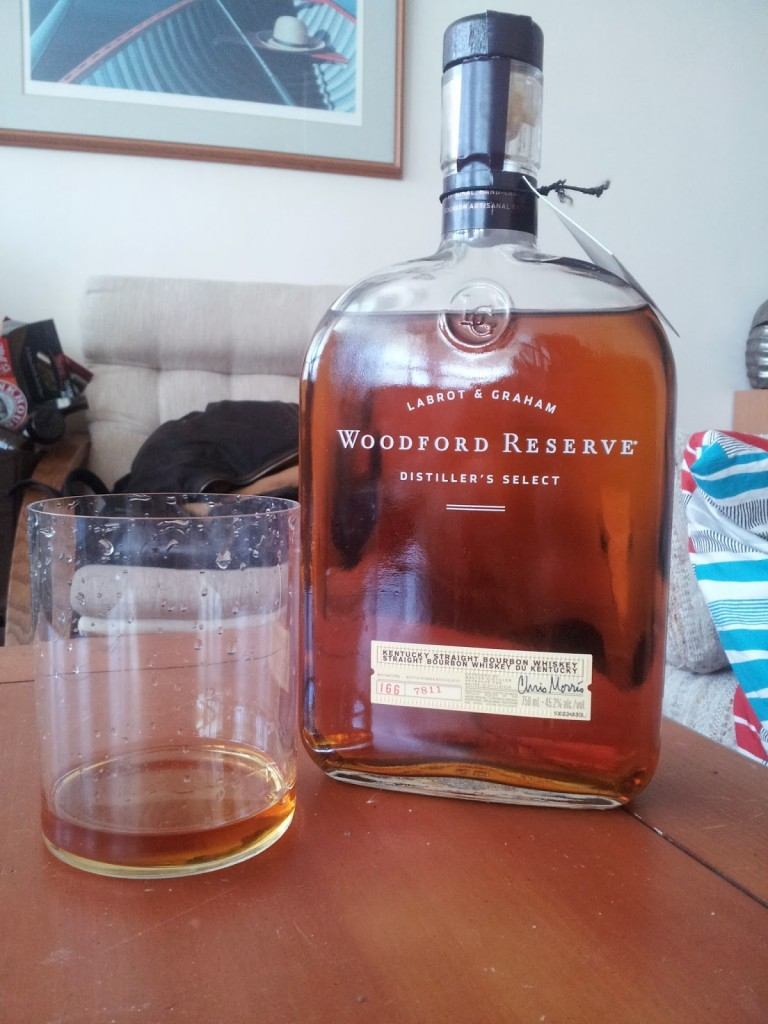 Woodford Reserve is a Big, Beautiful Bourbon