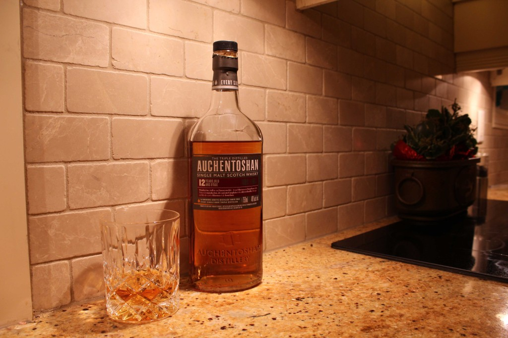 Affordable, Accessible, Enjoyable: Auchentoshan 12 Year Old Single Malt Scotch