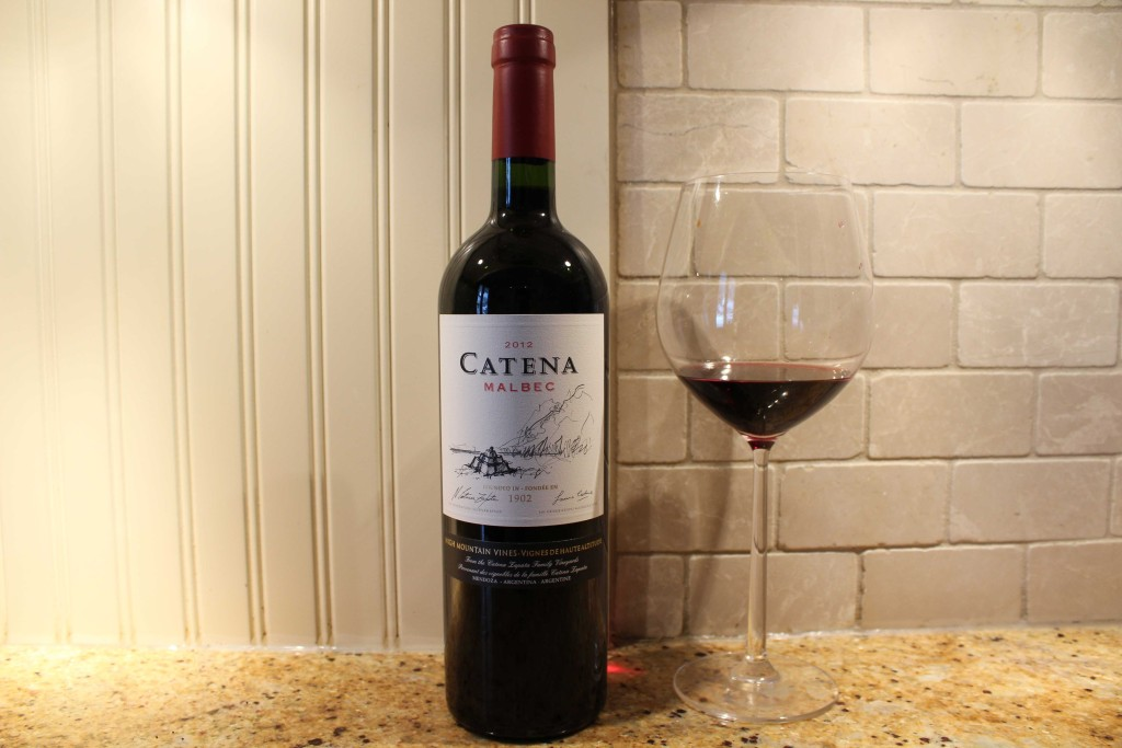 Catena Makes a Magnificent Malbec