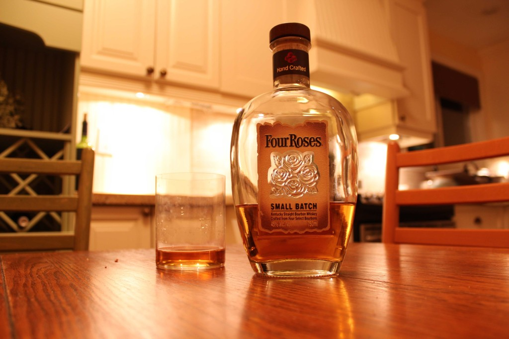 Small Batch, Big Taste: Four Roses Small Batch Bourbon