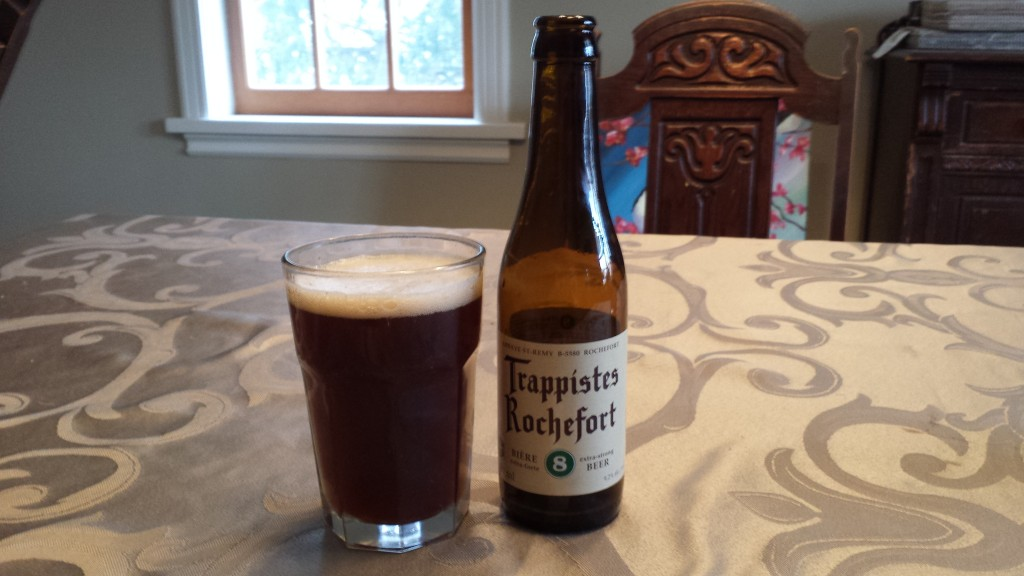 Head to Head: Trappistes Rochefort 8 vs. Chimay Bleue ...