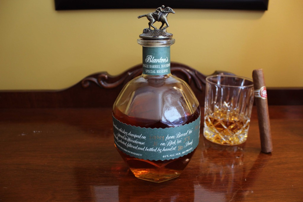 Blanton's Special Reserve is One Boring Bourbon
