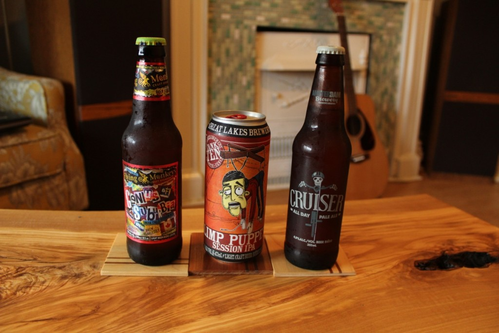 Head to Head (to head): Session Pale Ale Stand-off