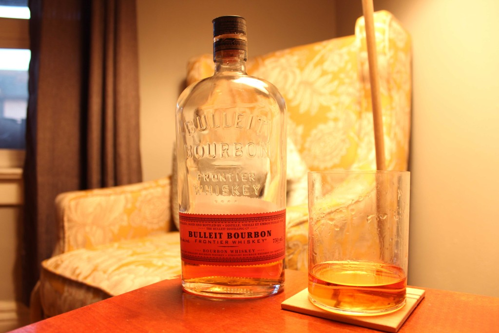 Bulleit Bourbon is Worth a Shot