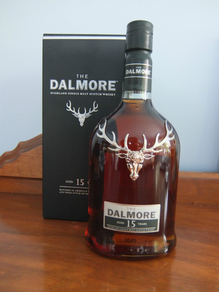 A Dram of The Dalmore 15