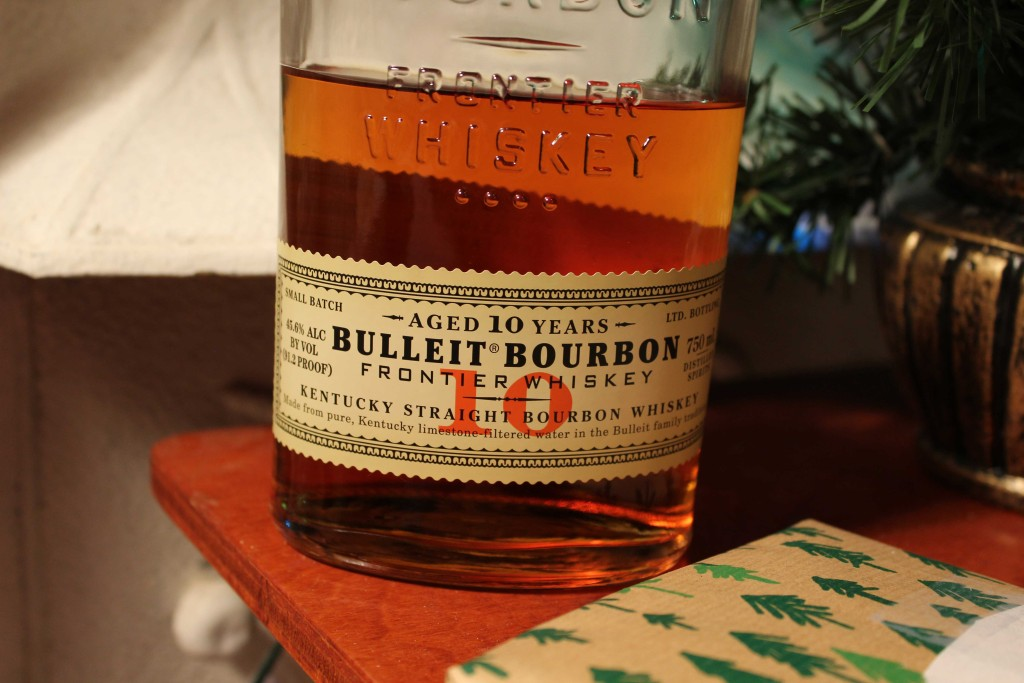 Bulleit 10 Year Bourbon: A Mature Whiskey