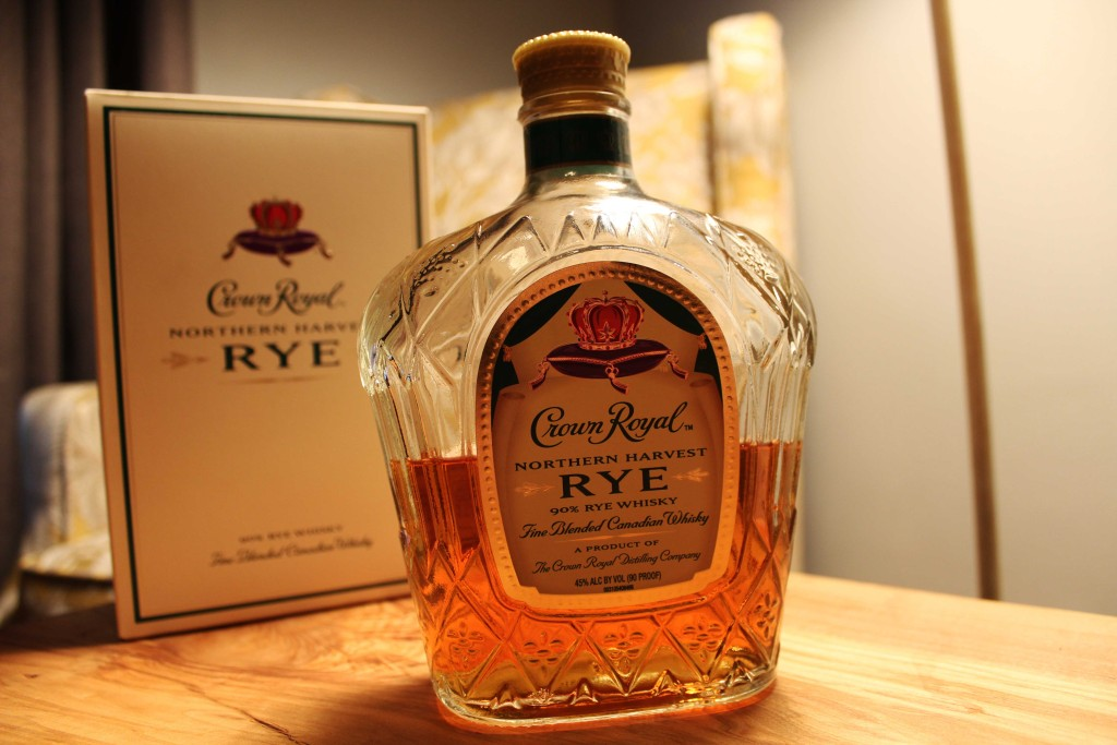 Crown Royal Northern Harvest Rye: World's Best Whiskey?