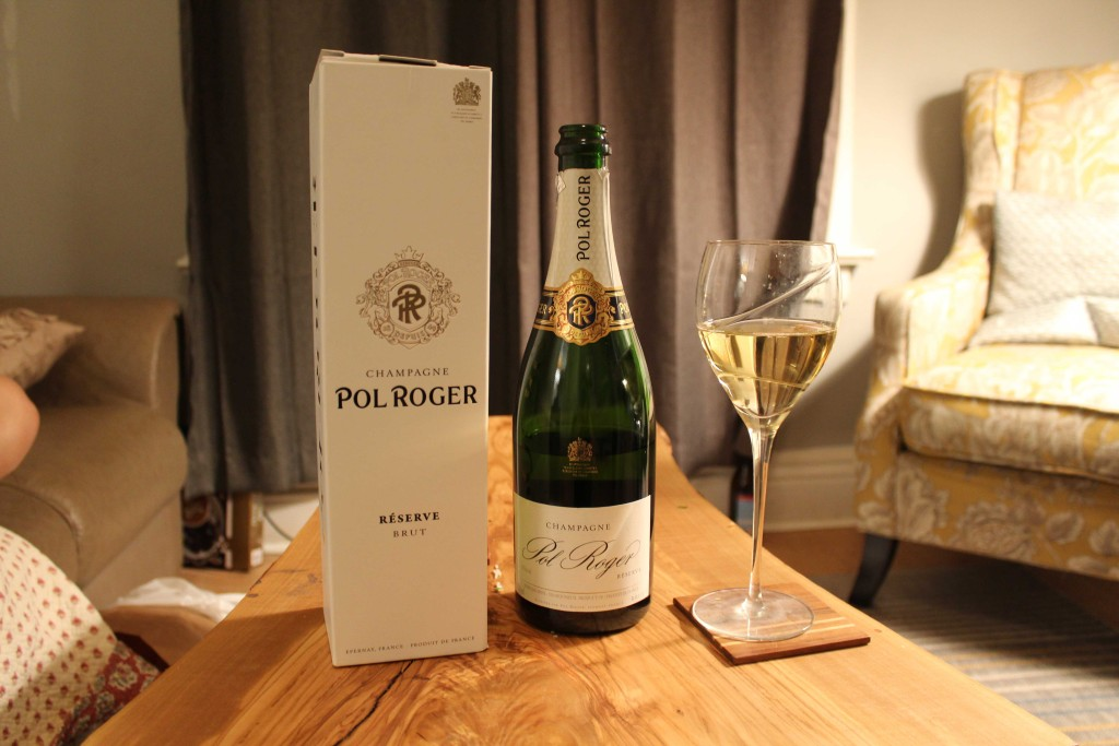 Pol Roger Brut Champagne: A New Treat for a New Year
