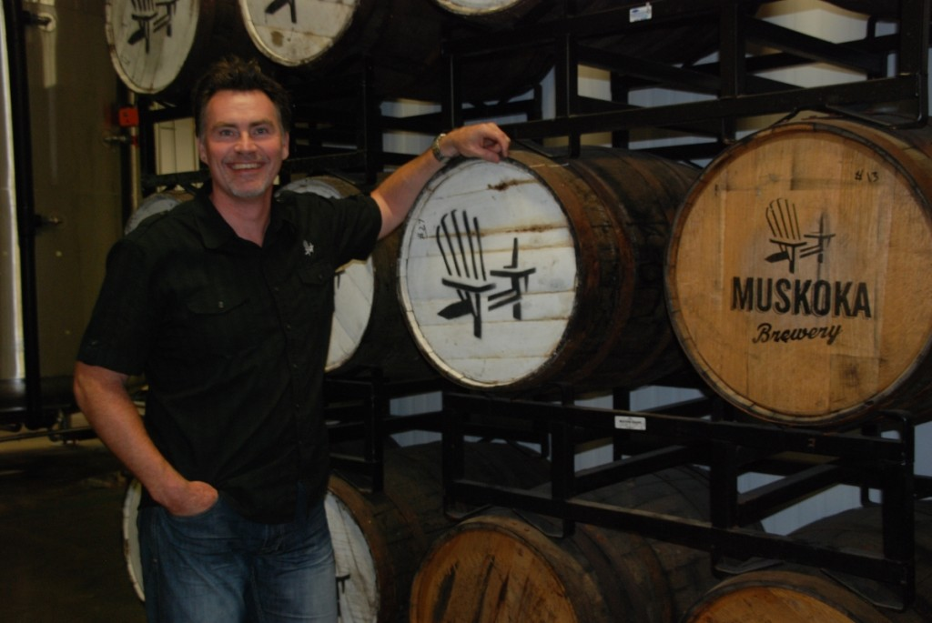 Muskoka Brewery Takes a Spirited Next Step
