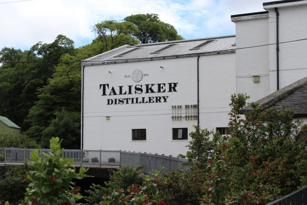 Touring Talisker: A Behind The Scenes Look as Skye's Whisky