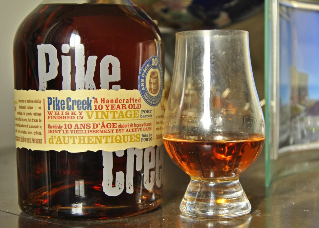 Pike Creek Double Barrel Whisky Doubles Down on Sweetness