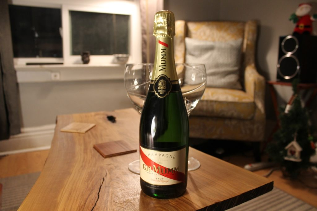 Mumm Champagne Justifies Its Popularity