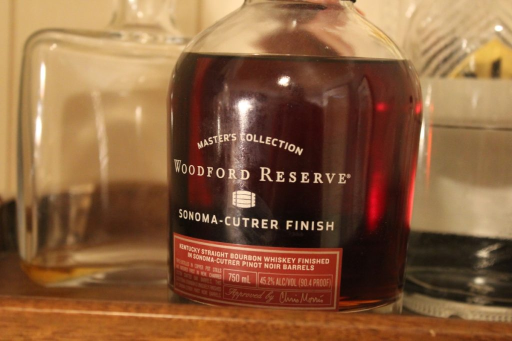 Woodford Reserve Sonoma-Cutrer Finish: My Dream Bourbon Come True