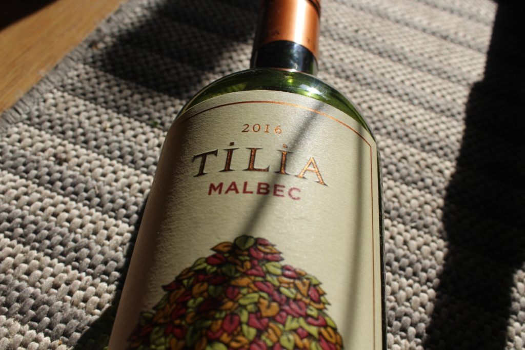Tilia Malbec Tastes Terrific, Especially on a Tight Budget