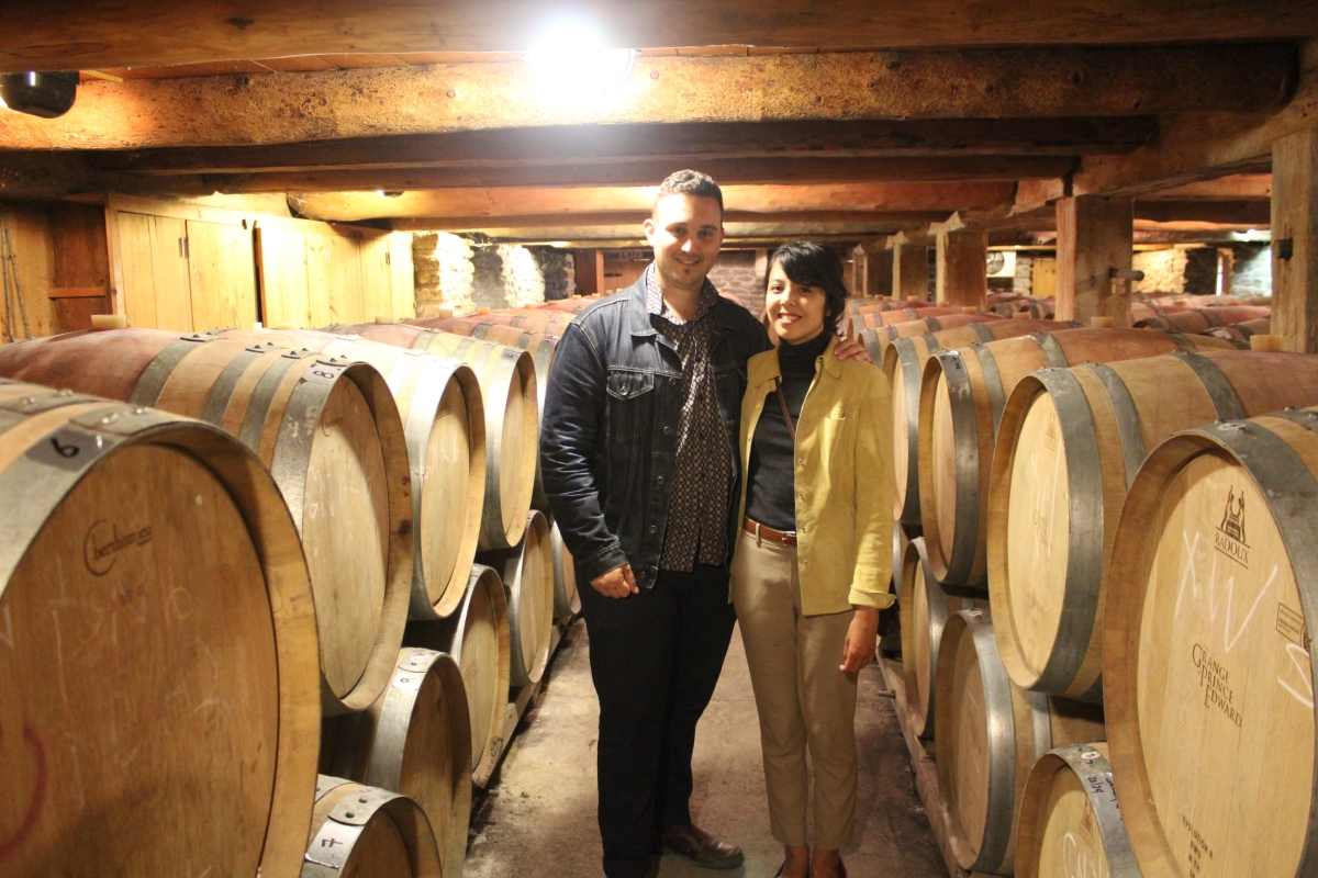 Autumn Visits to Prince Edward County Wineries