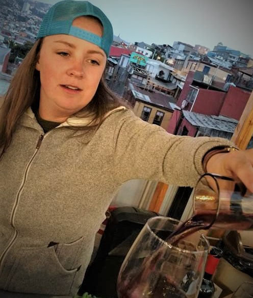 A Portrait of the Modern Sommelier: An Interview With Kat Woods from Winebox Valparaiso